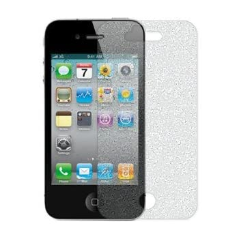 Set A Shopping Price Drop Alert For iPhone 4 / 4S Diamond Finishing Screen Protector - 3 Pack