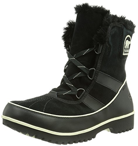 Sorel Women's Tivoli Ii Snow Boot, Black, 9.5 B US (Tivoli Ii Sorel compare prices)