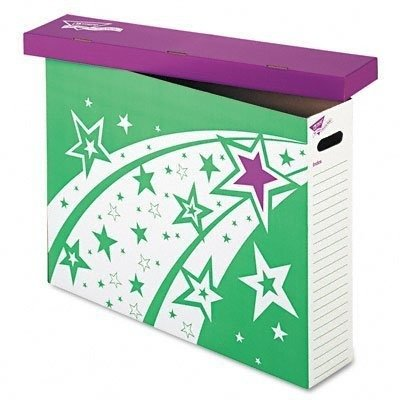Trend Enterprises File 'n Save System Chart System Storage Box, 30-3/4'' x 23'' x 6-1/2''