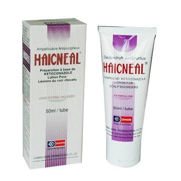 HAICNEAL LOTION {Hair loss treatment} dandruff cream and scalp Treatment