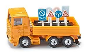 Amazon.com: SIKU Super Road Maintenance Lorry: Toys & Games