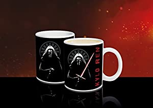Star Wars Episode VII Kylo Ren Heat Change Mug