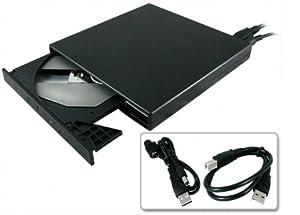 External USB 2.0 Slim DVD CD R/RW Drive Burner Writer for Netbook, Notebook, Desktop, Laptop, Webook Plug and Play for Windows XP, Vista, Windows 7,8 Apple OSx. This is a DVD Writer