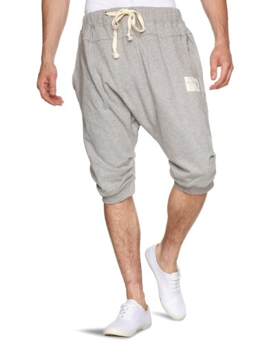 Religion Iso Terry Men's Shorts Grey Marl X Large