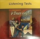 img - for Listening Tests (Glencoe Spanish 1: Buen Viaje!) book / textbook / text book