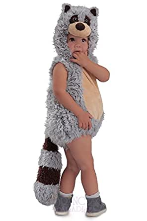 Toddler Ryder Raccoon Costume