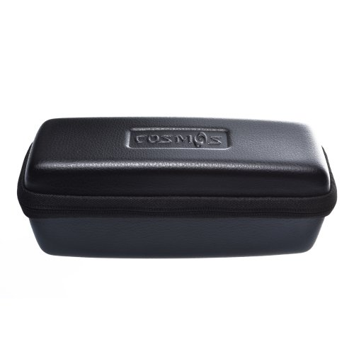 Cosmos ® Black Color Lychee Pattern Pu Leather Protection Case Box For Bose Soundlink Mini Bluetooth Speaker