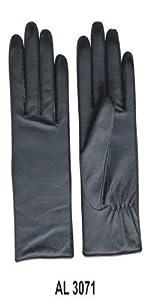 Ladies Premium Lambskin Leather Gloves W/Cashmere Liner AL-3071-3XL
