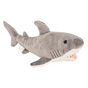 Great White Shark Attack Plush Toy Toys Games