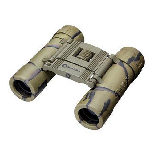 Simmons Prosport Series Binoculars 10X25Mm Camo F Roof Prism