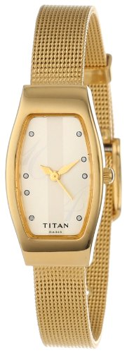 Titan Women's 2067YM03 Work Wear Classic Watch