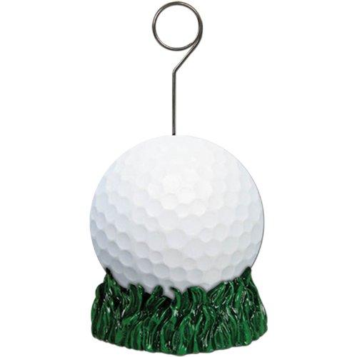 Beistle Golf Ball Photo/Balloon Holder 6 Oz