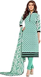 Omsairamcollections Women's Cotton Unstiched Dress Material_07_Multicoloured _Freesize