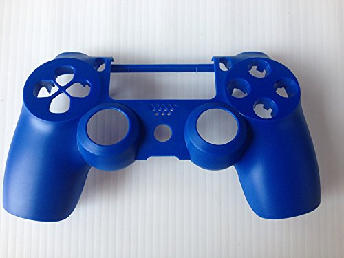Blue Matte Front Replacement Housing Shell Case Cover Compatible for PlayStation PS 4 PS4 Controller DualShock 4 xya1488 protective cover skin controller sticker for ps4