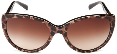 D&G Dolce & Gabbana 0DG4175 Cat Eye Sunglasses,Animalier,57 mm