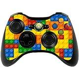 Lego Brick Xbox 360 Remote Controller/Gamepad Skin / Cover / Vinyl xbr1