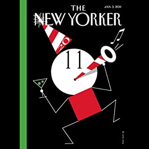 The New Yorker, January 3rd 2011 (Daniel Mendelsohn, Jeffrey Toobin, Steve Millhauser) Periodical