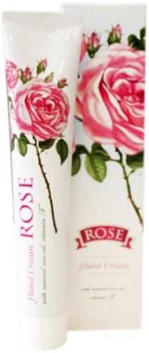 ブルガスカ・ローザ・カルロボ ブルガスカ・ローザ・カルロボ ハンドクリーム ローズ ウィズ rose oil