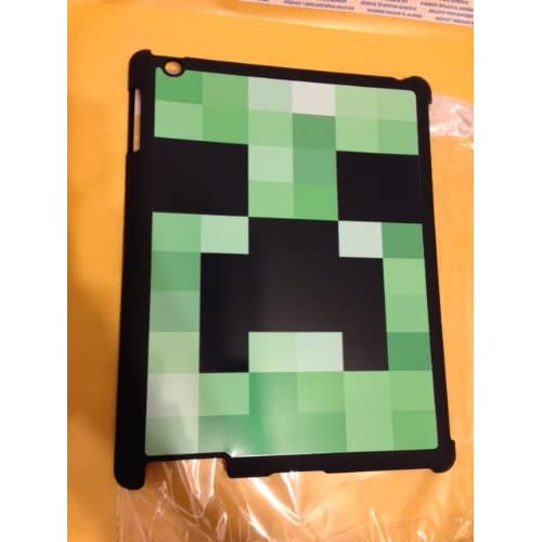 Amazon.com: Minecraft Hard Case Cover for Ipad 2,3,4 Generation