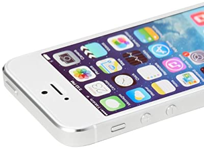Apple iPhone 5s (Silver, 16GB)