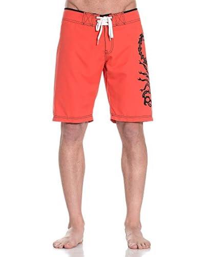 Scorpion Bay Shorts da Bagno Msb [Rosso]