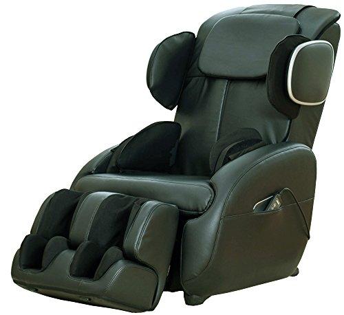 スライヴ マッサージチェア くつろぎ指定席 「エアーマッサージ機能搭載」 ブラック CHD-5506(K)