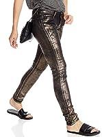 Pepe Jeans London Pantalón Ember (Bronce)