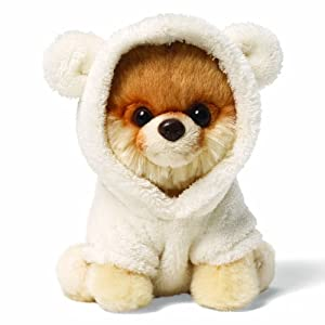 Amazon.com: Itty Bitty Boo in Bear Suit: Toy: Toys & Games