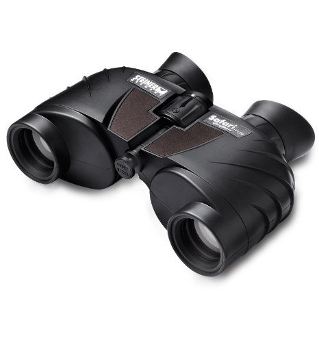 Steiner 2216 10X 30Mm Safari Ultrasharp Cf Binocular, Black