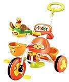 くまのプーさんかじとりトーク三輪車 2 オレンジ