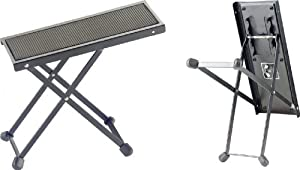 STAGG FOS-B1 BK Guitars accessories Stands and foot stools