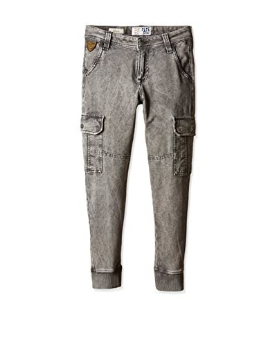 Pepe Jeans London Pantalón Flynn Regular Fit Gris