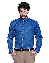 Arihant Men's Cotton Plain / Solid Formal Shirt (AR73140138)