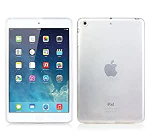 【MOKO】iPad mini 3/iPad mini 2/iPad mini Retina 専用 ソフトケース TPUクリアケース 保護カバー 手触り良い 透明感が長持ち (iPad mini3適用,クリア)