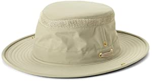 Tilley Endurables LTM3 Airflo Hat,Khaki/Olive,7.375