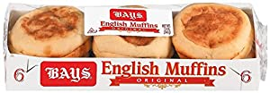 Bays Original English Muffins (12, 6 Ct Packages)