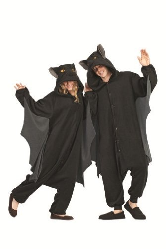Adult Bugsy the Bat Costume Pajamas