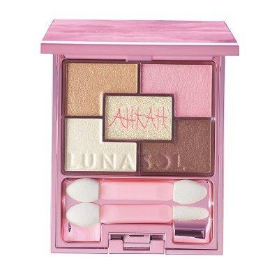 ルナソル アーカー コレクション アイズ #EX01 Sheer Pink Beige 4g