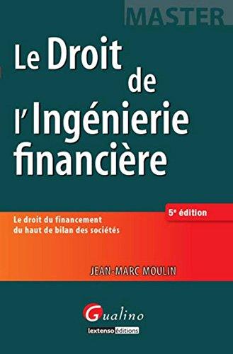 Droit de l'ingénierie financière