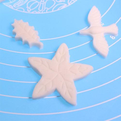 32x moule g teau p tisserie emporte pi ce papillon coeur - Emporte piece etoile patisserie ...