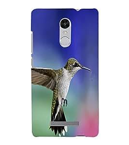 EPICCASE Woodpecker Mobile Back Case Cover For Xiaomi Redmi Note 3 (Designer Case)