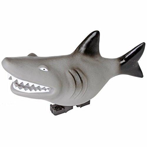 Sunlite Squeeze Bicycle Horn - Shark Color: Shark Model: Squeeze Horns