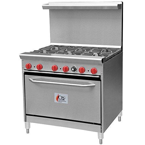 apartment size range oven group 36 cpgv 6b s30 6 burner gas range