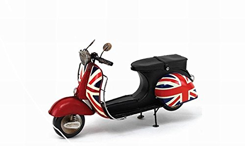 Classic Transport Model: Union Jack Scooter