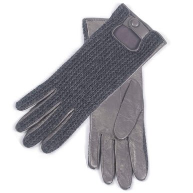 Pewter ''Touch'' Gloves (Large)