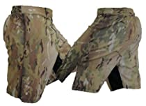 Multi-Camouflage Fight Shorts Size 30