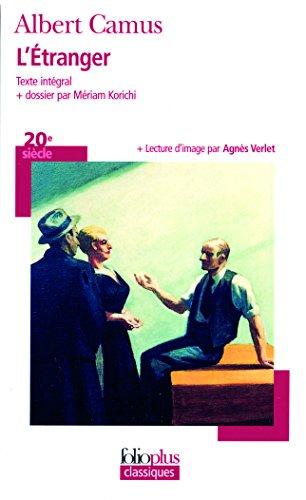L Etranger (Folioplus Classiques) (French Edition)