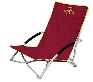 Buy NCAA Iowa State Cyclones Beach Comber Chair by Logo Chair Inc.