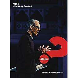 Alpha with Nicky Gumbel DVDs