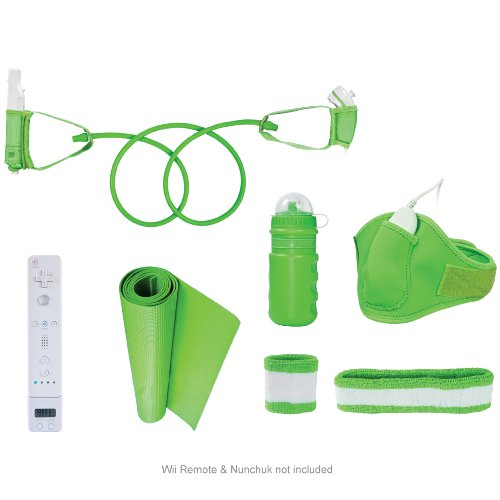 Wii Fit 7-In-1 Exercise Kit front-754104